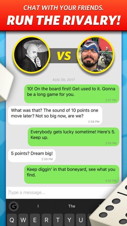 Domino! - Multiplayer Dominoes screenshot-4