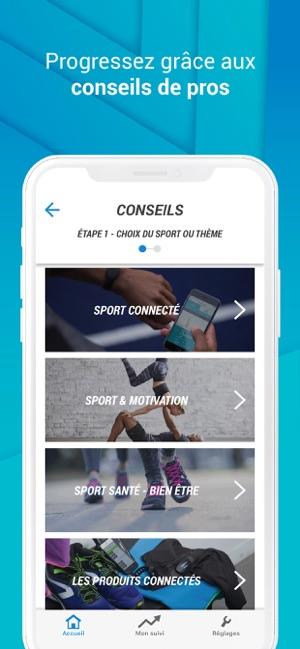 best quality look for buy cheap Decathlon Coach, Run & Fitness dans l'App Store