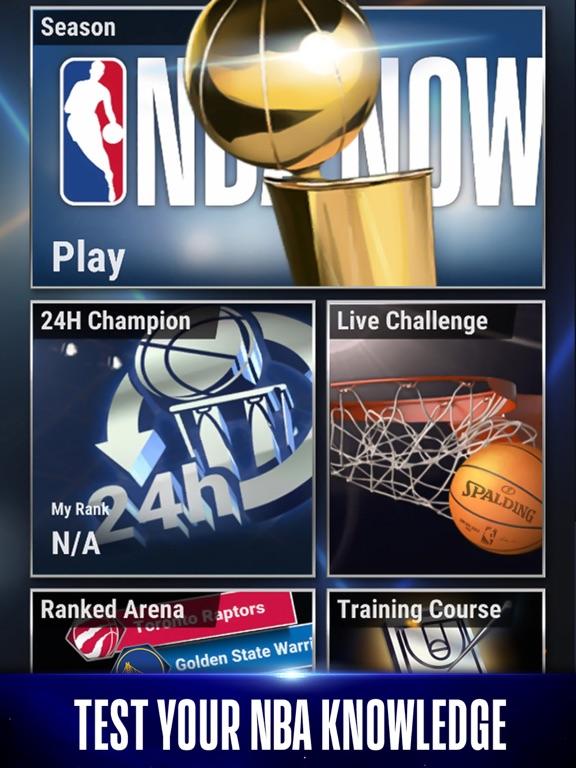 NBA NOW Mobile Basketball Game screenshot 9