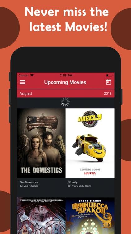 Cinetrak - Movie and TV guide screenshot-7