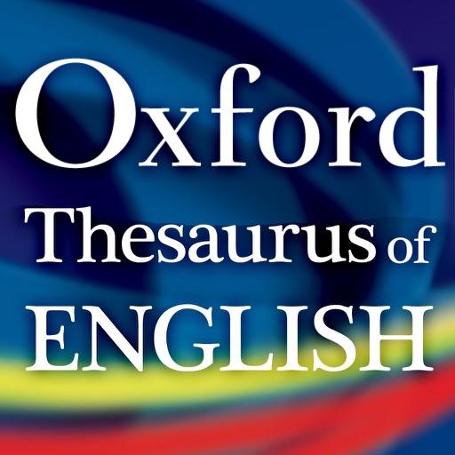 Oxford Thesaurus of English