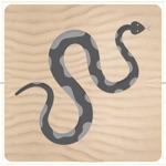 Rhombic Snake