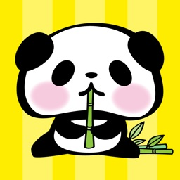 Pandaaa!!! Animated Stickers