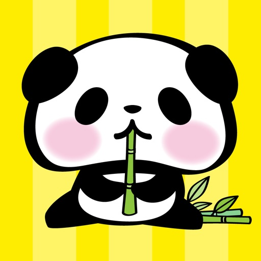 Pandaaa!!! Animated Stickers