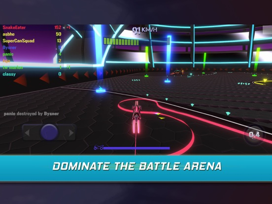 Riders League screenshot #4