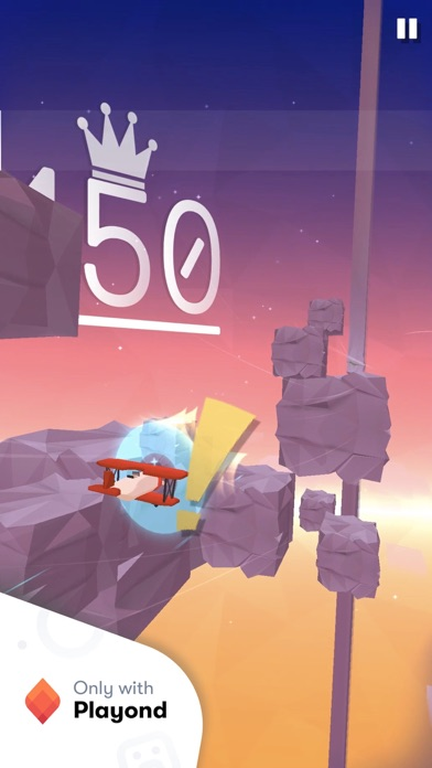 Sky Surfing screenshot 1