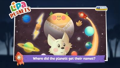 Lipa Planets: The BookScreenshot of 1