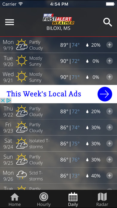 WLOX Weather | App Price Drops