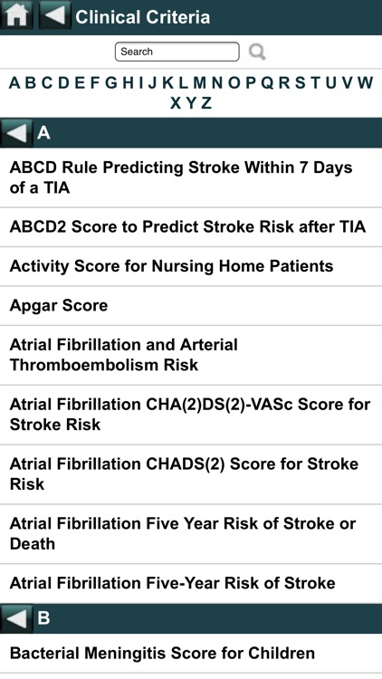 EBMcalc Neurology screenshot-4