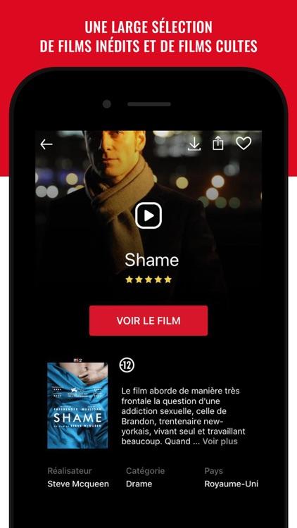 e-cinema.com - Cinéma en ligne screenshot-0
