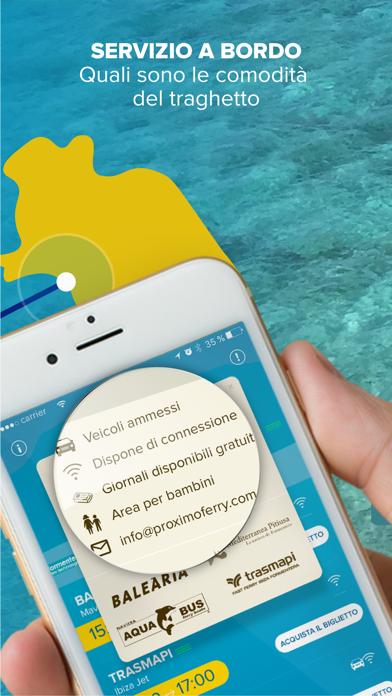 Screenshot of Próximo Ferry3