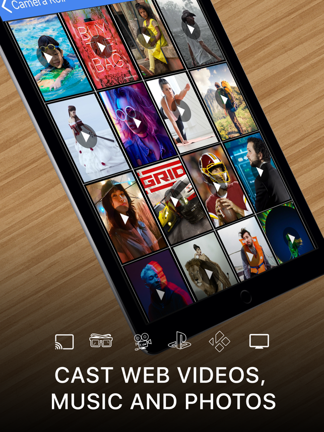 ‎Streamer for Chromecast Screenshot