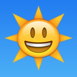 Emoji Weather - Fun emoji and emoticon weather reports and forecast