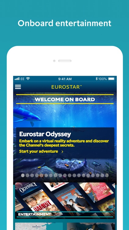 Eurostar Trains screenshot-9