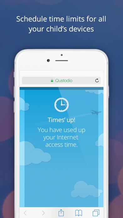 Qustodio Parental Control Screenshot