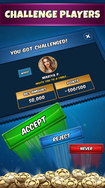 Spades Online Card Game screenshot-4
