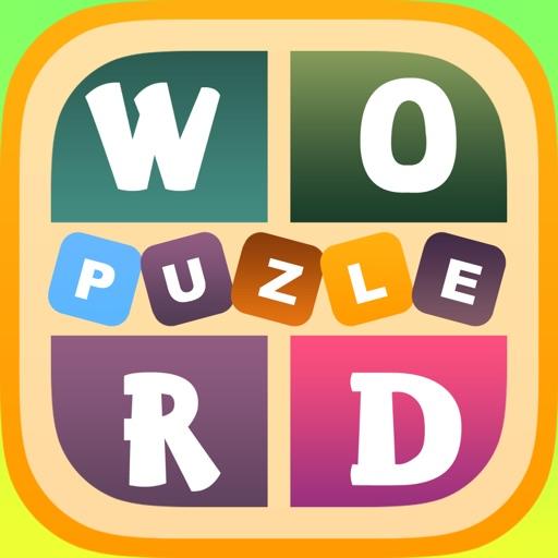 Brain Word Puzzle