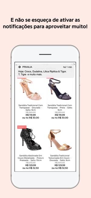 869b3924c Privalia - Outlet de marcas dans l'App Store