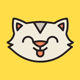 catmoji face sticker 2019