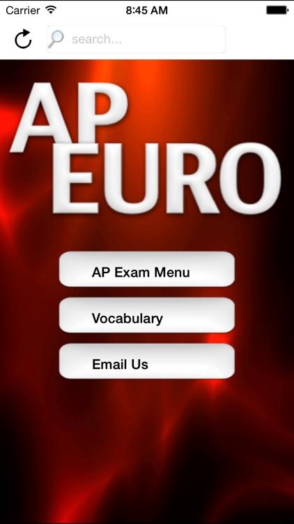 AP European History Prep 2020