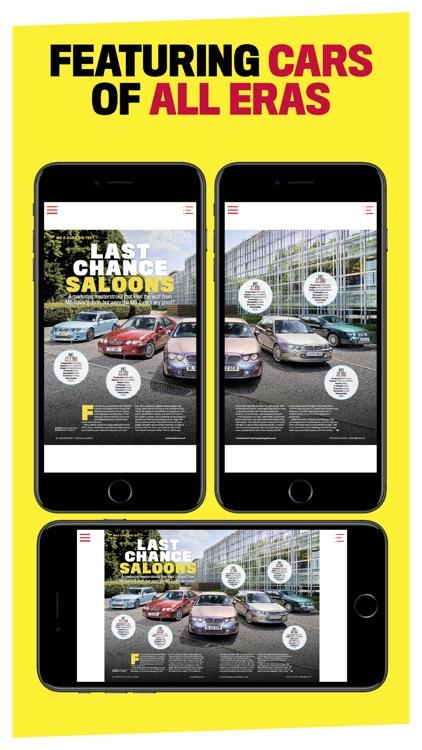 Practical Classics Magazine screenshot-7