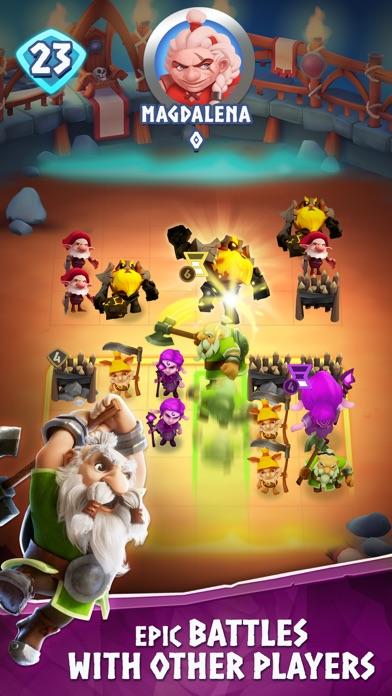 Legend of Solgard Screenshot