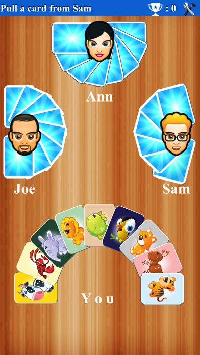 Old Maid Game screenshot four