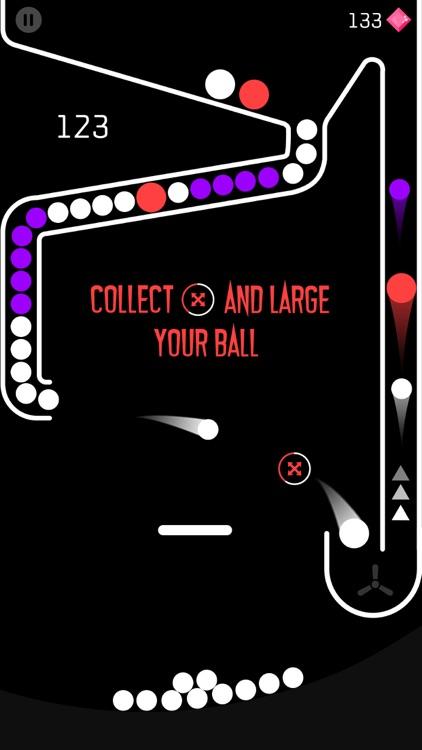 Bouncy Ballz Real Physics screenshot-3