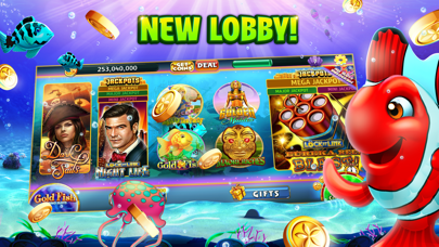 Gold Fish Casino Slots Games Screenshot