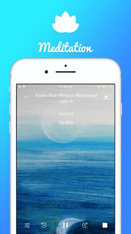 MindU- Meditation & Sleep App screenshot-5