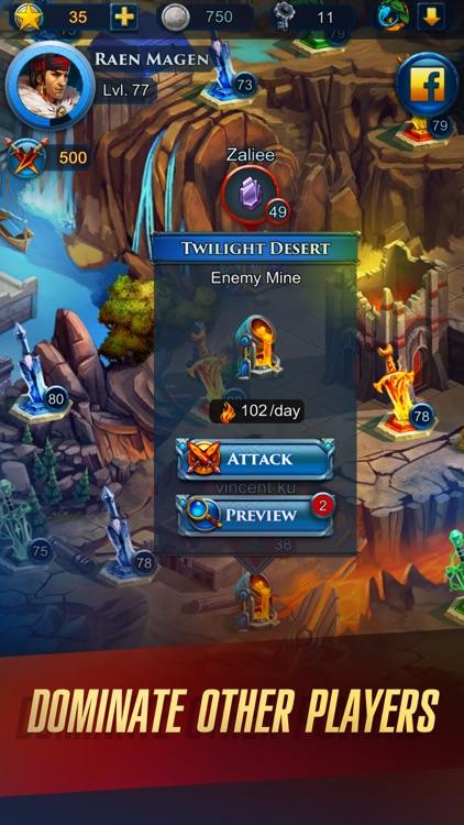 Defenders 2: Tower Defense CCG screenshot-3