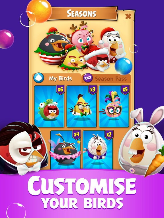 Angry Birds POP!のおすすめ画像5