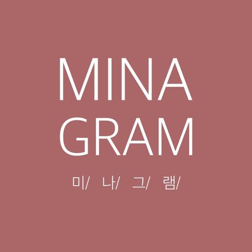 미나그램 Minagram