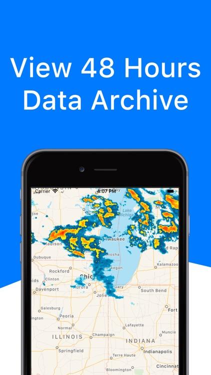 RainViewer: Weather Radar screenshot-5