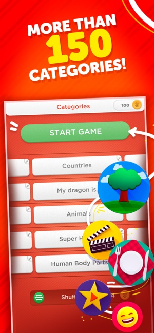 Stop - Categories Word Game on the App Store