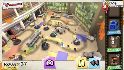 ZombiED - 3Dディフェンス ScreenShot1