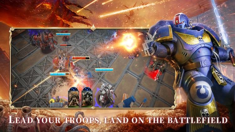 Warhammer 40,000: Lost Crusade screenshot-5
