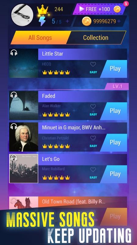 Tap Music 3D Online Hack Tool
