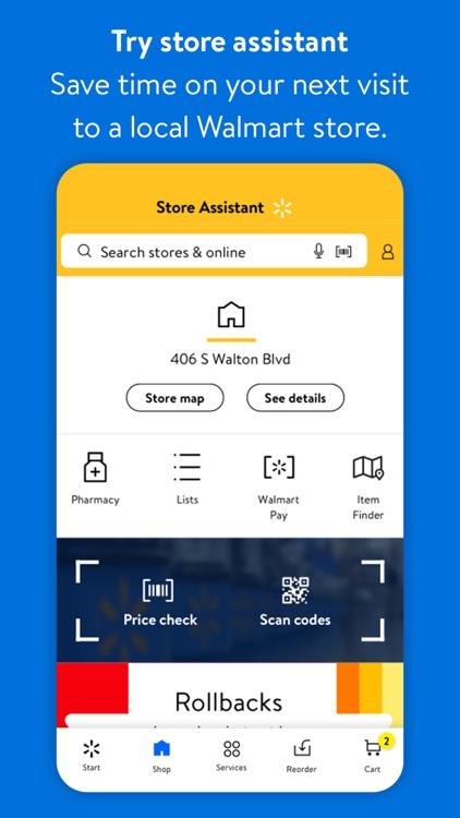 Walmart - shopping & grocery screenshot-6