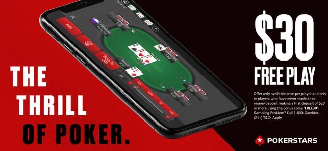 Pokerstars Poker Real Money On The App Store