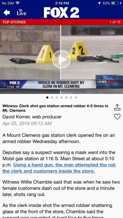 FOX 2: Detroit News & Alerts screenshot-3