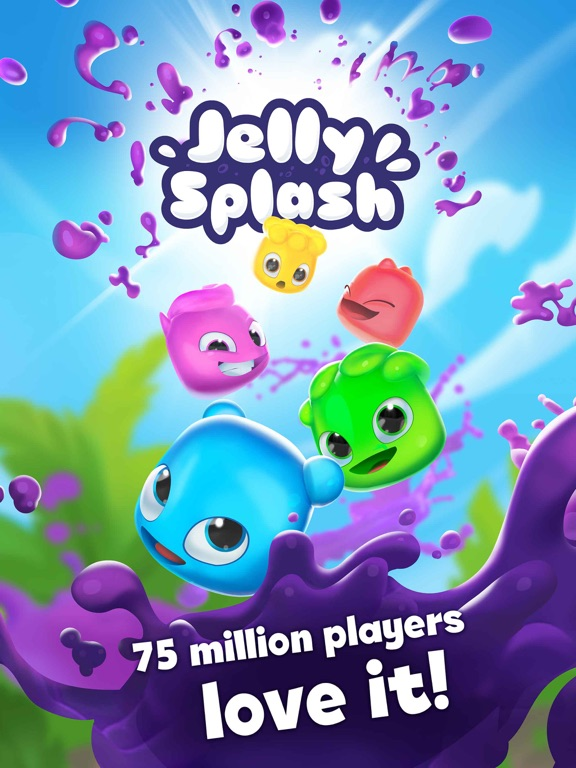 Screenshots for Jelly Splash: Fun Puzzle Game
