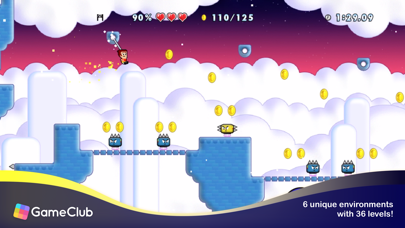 Mikey Hooks - GameClub screenshot 2