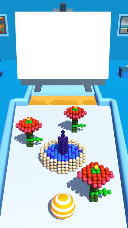 Art Ball 3D screenshot-3