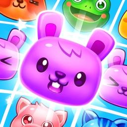 Animal Pop Fun - Match 3 Games