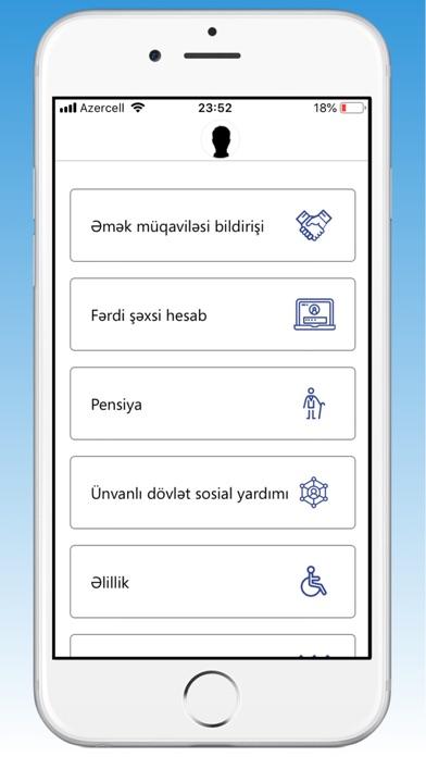 e-Sosial screenshot #3