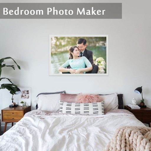 Bedroom Photo Maker - Editor