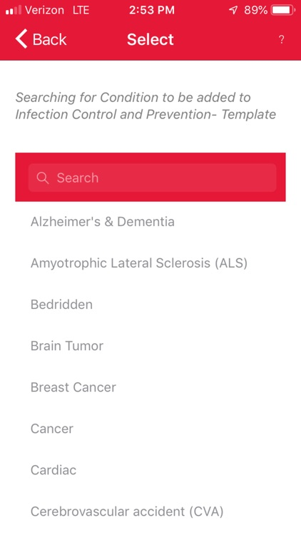 Red Book Hospice Care Planning screenshot-6