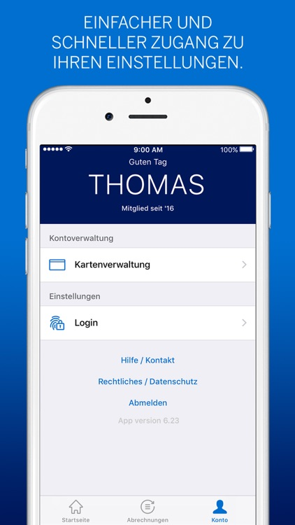 Amex Österreich screenshot-4