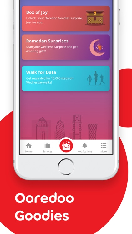 Ooredoo Qatar screenshot-3